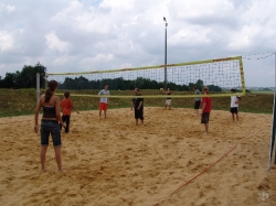 Volley Ball Tunier